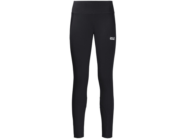 Jack Wolfskin Gravity Winter Tights Damer, black